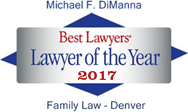 Best Lawyers Lawyer of the Year 2017 Family Law - Denver