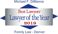 Best Lawyers Lawyer of the Year 2019 Family Law - Denver