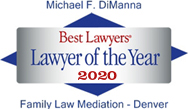Best Lawyers Lawyer of the Year 2020 Family Law Mediation - Denver