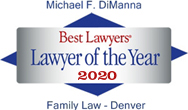 Best Lawyers Lawyer of the Year 2020 Family Law - Denver